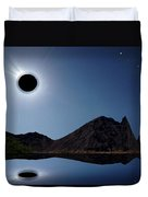 Eclips Of A Kind Duvet Cover
