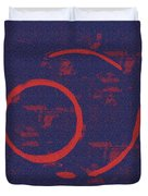 Eclipse Duvet Cover by Julie Niemela
