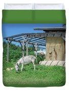 Ecological Farm Duvet Cover