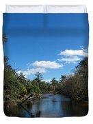 Econlockhatchee River Duvet Cover