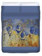 Ectoplasma 2 Duvet Cover