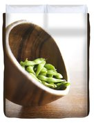 Edamame Duvet Cover by Kicka Witte - Printscapes