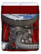 Edelbrock Hot Rod Engine Duvet Cover