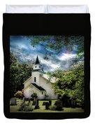 Eden Church Duvet Cover
