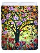 Eden Garden Duvet Cover