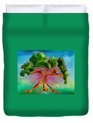 Eden's Tree Duvet Cover