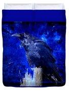 Edgar Allan Poe Duvet Cover