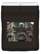 Edinburgh Church Duvet Cover