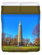 Edison Tower #3 Duvet Cover