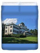 Edith Wharton Estate Duvet Cover