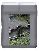 Edsel -58 Duvet Cover