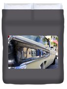 Edsel On Parade Duvet Cover