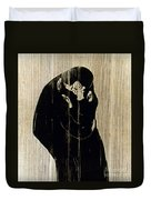 Edvard Munch: The Kiss Duvet Cover