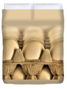 Eggs Duvet Cover