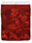 Egregore Of Set Amun Tetragrammaton Duvet Cover