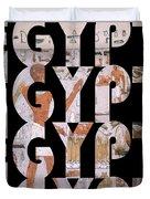 Egypt 6 Duvet Cover