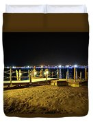 Egypt At Night Duvet Cover