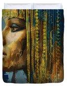 Egyptian Culture 1b Duvet Cover