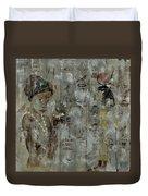 Egyptian Memories  Duvet Cover