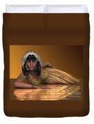 Egyptian Priestess Duvet Cover