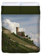 Ehrenfels Castle 04 Duvet Cover