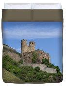 Ehrenfels Castle Squared 02 Duvet Cover