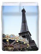 Eiffel Tower 7 Duvet Cover
