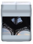 Eiffel Tower Corner Duvet Cover