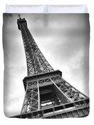 Eiffel Tower Dynamic Duvet Cover