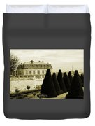 Eiffel Tower From St Cloud Duvet Cover