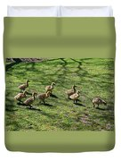 Eight Is Enough Duvet Cover