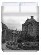 Eilean Donan Castle, Scotland Duvet Cover