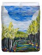 El Camino - Primavera - The Path - Spring Duvet Cover