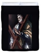 El Greco: St. Andrew Duvet Cover