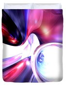 Elation Abstract Duvet Cover