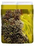 Elderberry Duvet Cover