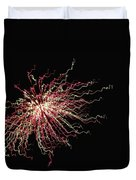 Electric Galaxy Duvet Cover