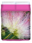 Electric Pink Duvet Cover