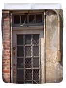 Electrical Door Duvet Cover