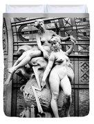 Electricity, Paris Exposition, 1889 Duvet Cover