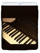 Electronic Keyboard Duvet Cover