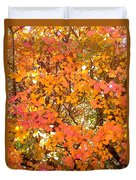 Elegant  Autumn Duvet Cover