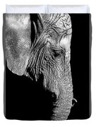 Elegant Elephant Duvet Cover