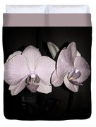 Elegant Orchid Duvet Cover