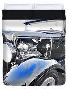 Elegant Vintage Duvet Cover