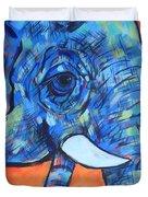 Elephant# 6 Duvet Cover