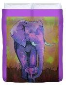 My Elephant   Duvet Cover