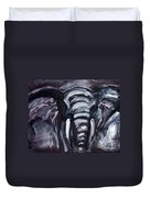 Elephant Duvet Cover