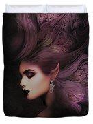 Elf Mystical Beauty 02 Duvet Cover