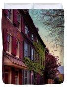 Elfreth's Alley Duvet Cover